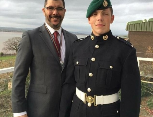 Royal Marine dies aboard Navy vessel moored in Dubai