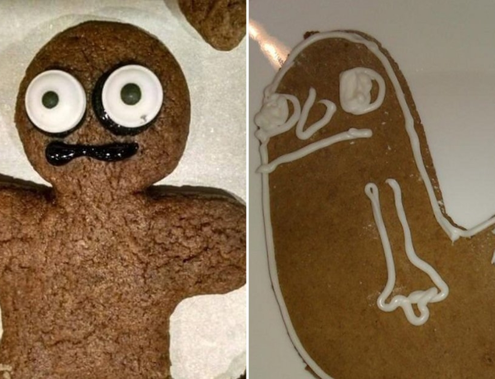 One giant leap for gingerbread-mankind (28 Photos)