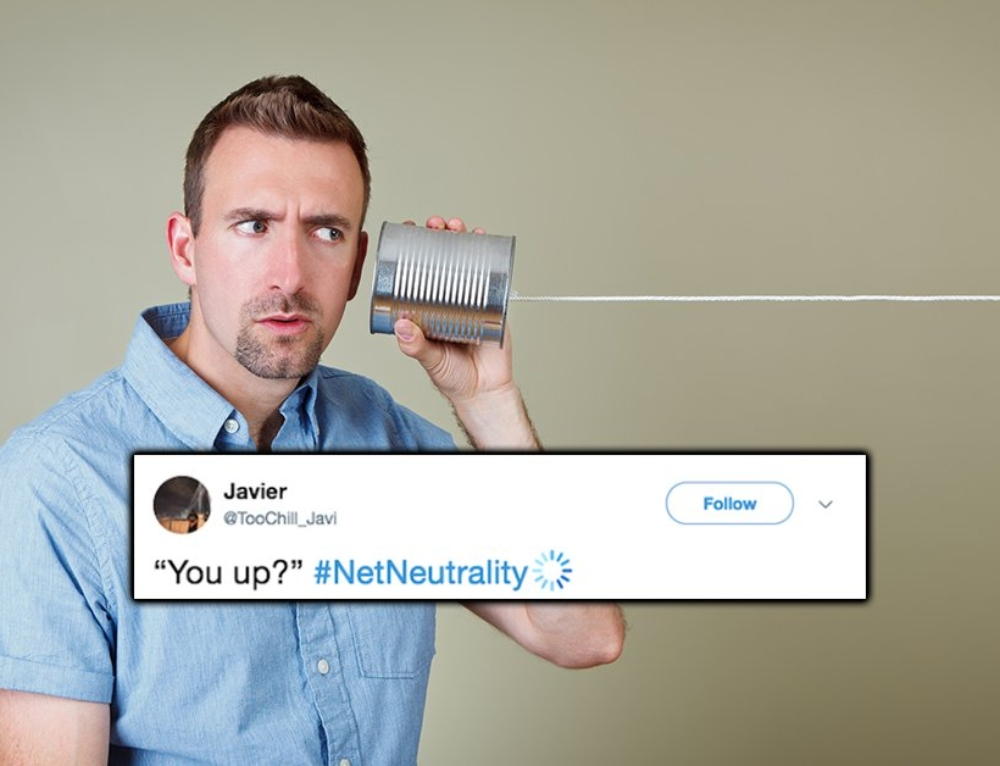 Net neutrality is gonzo and the internet has feelings… (32 Photos)