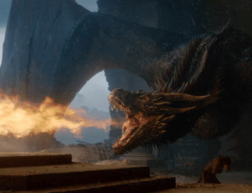'Game of Thrones' Finale Script Reveals Real Reason Drogon Melted the Iron Throne